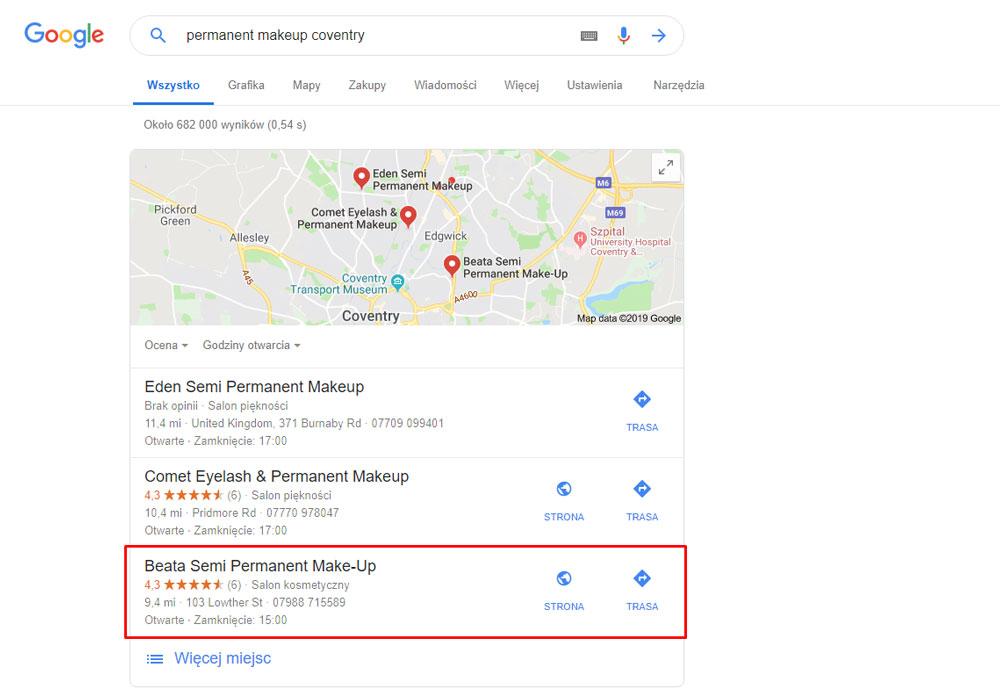 jak-pozyskac-klientow-do-salonu-kosmetycznego-google